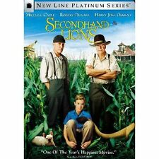 Secondhand Lions - DVD starring Michael Caine, Robert Duvall