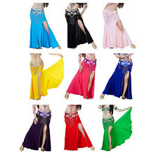 HenryG Belly Dance Skirts, Skirts, One Side Open Belly Dancing Bottom