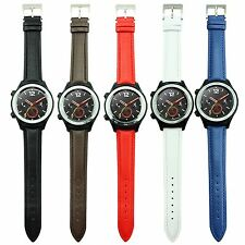 Genuine Leather Replacement Band Strap Wristband For Huawei Smart Watch 2 2nd