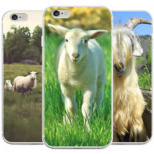 Goat Sheep Animal Phone Case Cover for Samsung Galaxy S4 iPhone 5S 6S 7 Hot Sale