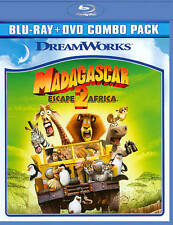Madagascar: Escape 2 Africa (Blu-ray and DVD, 2008) - BLU17