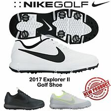 NIKE GOLF SHOES NIKE EXPLORER 2017 MENS GOLF SHOES ALL SIZES 2 COLOUR OPTIONS