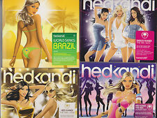 Hed Kandi ~ Pete Tong ~ Ministry Of Sound ~ Dance Music CD's ~ Various Titles