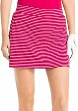 IZOD Golf Womens Striped Knit Pull-On Skort - Choose SZ/Color