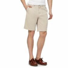 Maine New England Mens Big And Tall Beige Chino Shorts From Debenhams