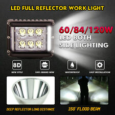 "8D 4"" SPOT LED Off road Combo Work Light Lamp 12V 24V car boat Truck Driving UTE"