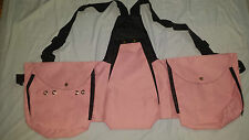 Falconry Pink Vest, shooting, Hunting Vest S,M,L & XL PT-224