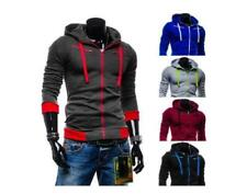 2017 Stylish Creed Hoodie Cool Slim men's Cosplay For Assassins Jacket Costume
