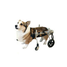 New Rehabilitation Train Cart Pet For Handicapped Doggie Wheelchair Scooter BMG