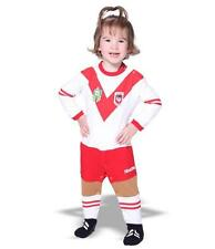 NRL St George Dragons  Rugby League Team Footysuit for Kids