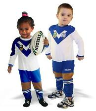 NRL Canterbury Bulldogs Rugby League Team Footysuit for Kids