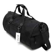 Men Women Large Sports bag Duffle Bag Shoulder Gym Bag School Handbag New