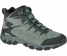 Merrell Serraton Mid Mens Sage Waterproof Hiking Walking Trail Boots