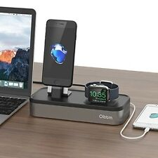 iPhone 7 / 6 Plus Multi-function Charger Dock Station Apple Watch Charging Stand