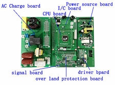 control board parts of LF2000-15000w pure sine wave power inverter repair part