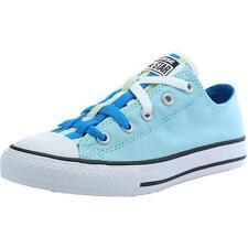 Converse Chuck Taylor All Star Loopholes Junior Ambient Blue Textile Trainers