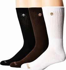 Timberland Mens Classic 3-Pack Boot Crew Socks  Sock- Choose SZ/Color.