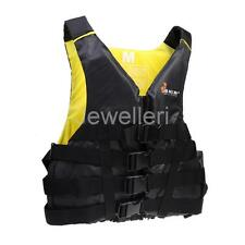 Youth Adult Life Jacket Outdoor Rafting Swimming Boating Safety Vest