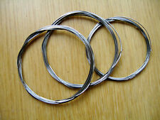 """Piano Music Wire-4 metre (13ft 1"""") length-Broken String Replacement Selection"""