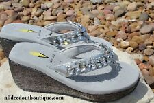 Very Volatile | Rock Candy Sandal Silver