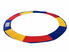 Trampoline Replacement Safety Pad Frame Spring Round Cover 10-16 FT Colors