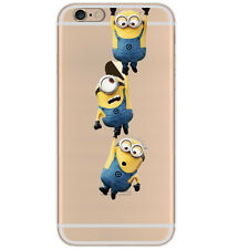iPhone 4/5/6/6s/7s  Case - Disney Despicable Me Minions - BRAND NEW