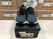 NEW Women's Adidas Originals NMD R1 PK Primeknit Core Black Shock Pink BB2364