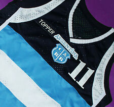 LUIS SCOLA TOPPER ARGENTINA BASKETBALL JERSEY BLUE NEW ANY SIZE