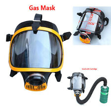 Painting Spraying Russian Soviet Military Vintage Gas Mask Full Face Respirator