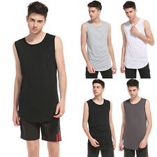 Men's Hot Occident Tank Top Wife Beater Undershirt Vest Sleeveless A-shirt S-2XL