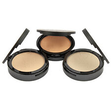Beauty Pressed Face Oil-control Cosmetic Powder Palette Skin Finish Frugal