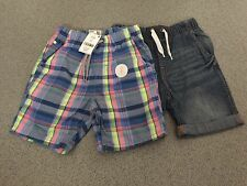 Boys Next 2 Pack Shorts Age 9 Years Bnwt
