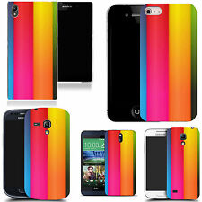 art case cover for many Mobile phones - rainbow apex silicone