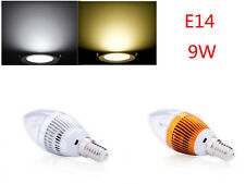 E14 Dimmable 15W High Power Warm White Candle LED Chandelier Candle Light Bulb