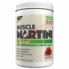 GAT MUSCLE MARTINI NATURAL SUPPLEMENT 345g 30Serves - Appletini Or Watermelon