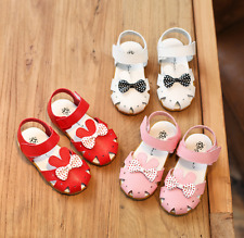 2017 Prewalker  Child Toddlers Summer Kids Shoes Bow Sandals Baby Girls  Shoes