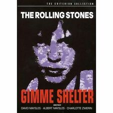 The Rolling Stones: Gimme Shelter The Criterion Collection FAST SHIPPING