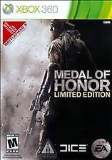 Medal of Honor -- Limited Edition (Microsoft Xbox 360, 2010) video game