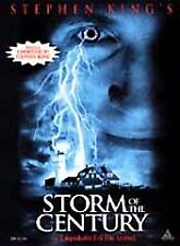 Storm of the Century (DVD, 1999, Complete Miniseries) Stephen King