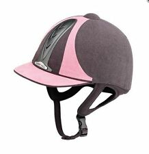 Harry Hall Legend Pink Riding Hat HACKING and PERSONAL USE ONLY.