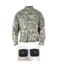 NEW ARMY COMBAT UNIFORM ACU DIGITAL JACKET COAT TOP WINDPROOF HUNTING ALL SIZES