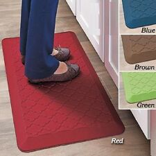 Anti Fatigue Standing Desk Mat Ergonomic Comfort Anti-Slip Indoor Floor Mat Rugs