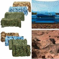 Hunting Military Camouflage Net Woodland Army Camo Netting Camping Sun Shelter