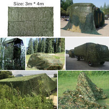 Camouflage Net Hunting Military Woodland Army Camo Hunting Camping Sun Shelter