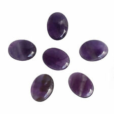 11X9MM Oval Shape, Amethyst Calibrated Cabochons AG-216