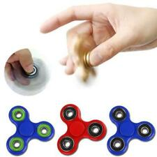 New Fidget Finger Hand spinner focus ultimate Steel Spin Toys Relieve Stress