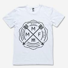 Memphis May Fire Unconditional (White Tee)