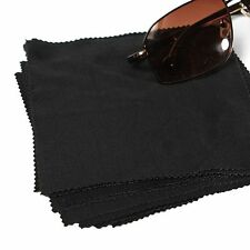 10pcs Microfibre Cleaning Cloth Eye Glasses Camera Lens GPS Clean Wipe Cloth HOT