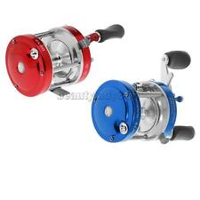 2+1BB Trolling Reel Right Handed Casting Boat Sea Fishing Reel Baitcasting Reel