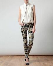 New Women's GUESS by MARCIANO Skinny Jeans -Printed Elin Kling